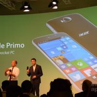 IFA: Acer představil první telefon s Windows 10 Mobile