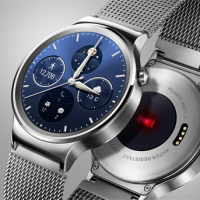 Huawei Watch: Nejkrásnější chytré hodinky s Android Wear