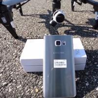 VIDEO: Samsung Galaxy Note5 a Nokia 3310 byly shozeny z výšky 275 metrů, přežily?