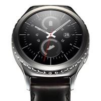 Samsung Gear S2 se ovládají otočným kroužkem, budou hodně drahé