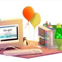 Google oslavil 17. narozeniny, takhle to vypadalo v jeho začátcích