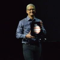 Apple představil iPad Pro. Je výkonný jako přenosný počítač