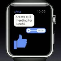 Apple Watch konečně podporují kecálka Facebook Messenger