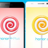 Návod: Jak aktualizovat Honor 6 a 6+ na Android 5.1.1 Lollipop?
