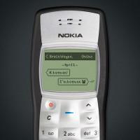 Věděli jste, že nejprodávanějším telefonem na světě je Nokia 1100?