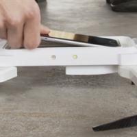 PhoneDrone Ethos: Létající dron, který si vyrobíte z mobilu