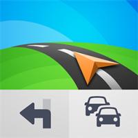 Aplikace Sygic GPS Navigace a Mapy najde místo k parkování