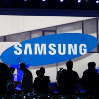 Samsung vytvořil piáno z tabletů, zahrála na něm krásná Myleene Klass