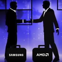 Nové grafické čipy a procesory od AMD bude vyrábět i Samsung