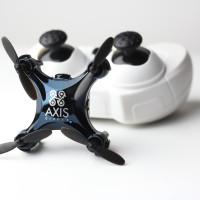 Axis Vidius: Nejmenší dron na světě s integrovanou kamerou