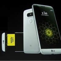 Nadupané LG G5 představeno: Kovové tělo a modulární design