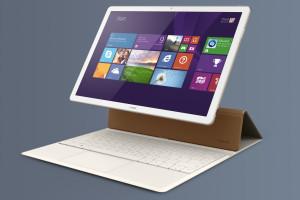 Huawei MateBook: Hybrid s klávesnicí v pouzdře a stylusem