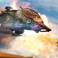 Máte rádi piráty a post-apokalyptické zasazení? Zahrajte si Sandstorm: Pirate Wars!