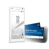 Kupte si telefon Sony Xperia Z5 a vyhrajte zájezd na finálový zápas Ligy mistrů