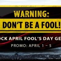 Gearbest spustil bláznivé aprílové slevy. Akce trvá jen do úterý.