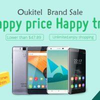 Nepřehlédněte: Oukitel dočasně zlevňuje své smartphony