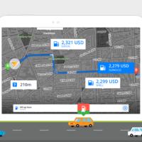 Sygic představuje novou funkci pro sledování cen pohonných hmot