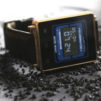 Po sérii kulatých chytrých hodinek za dobrou cenu zkouší No. 1 jiný tvar