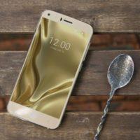 Umi London: Android 6.0 smartphone s dvojitým sklíčkem za dva tácy
