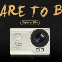 Elephone spustil předprodej vylepšené akční kamery EleCam Explorer Elite