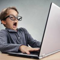 Víc než desetina rodičů koupila dětem PC v předškolním věku