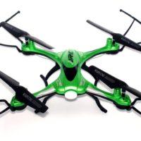 Dron H31 odolá nárazům a ve vodě ho neutopíte