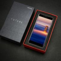 Ulefone Future: Číňan s bezrámečkovým displejem