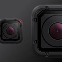 Kolik budou stát akční kamery GoPro Hero 5 Black a Hero 5 Session?