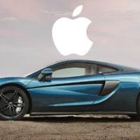 McLaren prý s Applem ohledně jakékoliv akvizice nejedná