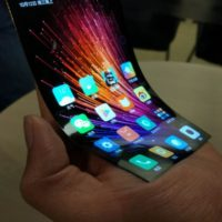 Skládací smartphony se blíží, takhle vypadá chystané Xiaomi