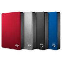 Seagate BackUp Plus Portable je první 2,5″ externí disk s kapacitou 5 TB