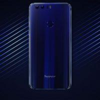 Limitovaná edice Honoru 8! Telefon bude k dostání v modré barvě se 64GB pamětí