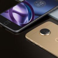 Ultratenký špičkový smartphone Moto Z vstoupil na český trh