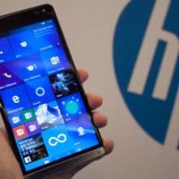Nový smartphone HP s Windows 10 Mobile by nemusel být drahý