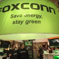 Foxconn chce v USA postavit továrnu na výrobu obrazovek