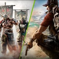 Kupte si grafiku GeForce a získejte gamesy For Honor nebo Tom Clancy's Ghost Recon Wildlands