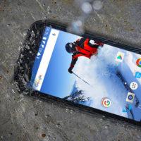 Evolveo StrongPhone G4: chytrý mobil pro opravdové zálesáky