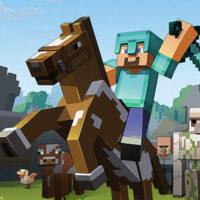 Na Minecraftu je v Česku závislé každé šesté dítě