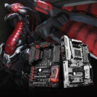 MSI Dragon Ride představí desky pro platormy Intel Kaby Lake a AMD Ryzen