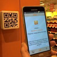 Globus spustil aplikaci Scan&Go v mobilu, usnadní nakupování