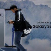 V Česku se začal prodávat špičkový Samsung Galaxy S8