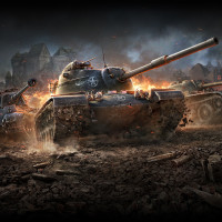 World of Tanks nabízejí ve spojení s vývojáři Bongfish nový herní mód