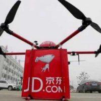 JD.com chce vyvinout dron, který unese přes tunu nákladu