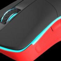 Herní myš Genesis Krypton 500 láká na smínač s 7 200 dpi