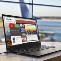 Lenovo uvádí na trh pátou generaci notebooku ThinkPad X1 Carbon
