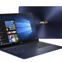 ZenBook 3 Deluxe: celokovové tělo, Kaby Lake a 16 GB RAM