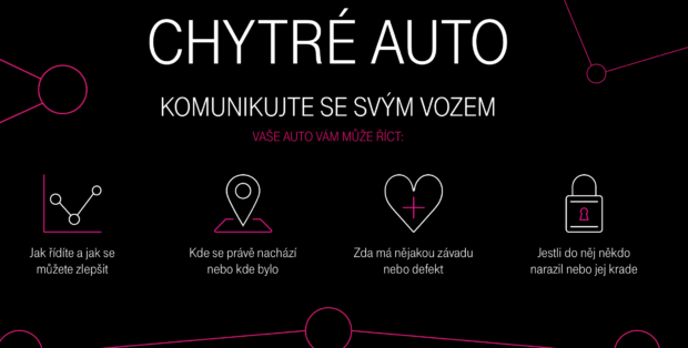 T-Mobile vylepšil chytrou krabičku do auta