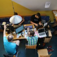 Ústí City Hackathon: jaká vylepšení ústecké dopravy programátoři navrhli?