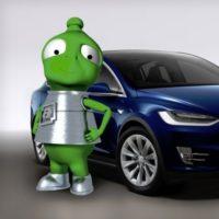 Alza.cz spustila prodej elektromobilů Tesla přes internet
