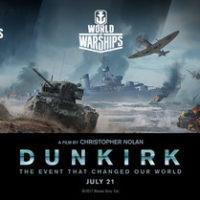 Wargaming ve svých hrách propaguje válečné drama Dunkirk